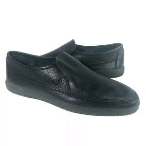 Bally Mens 9 Dorset UK 8 Loafers pebble leather
